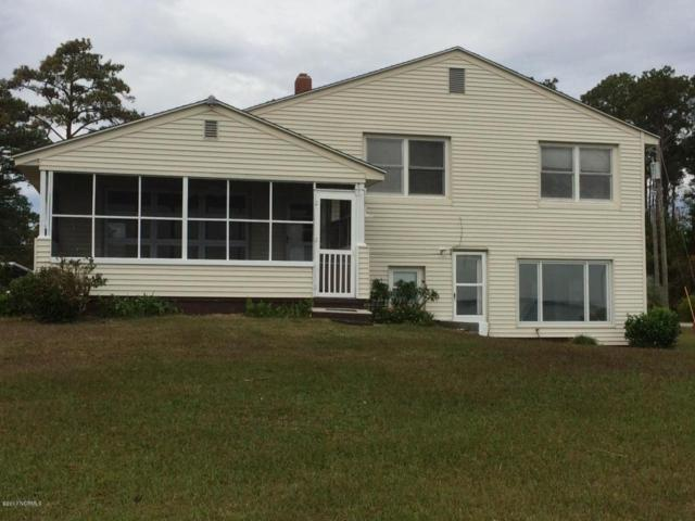 161 Shore Drive, Beaufort, NC 28516 (MLS #100060590) :: Century 21 Sweyer & Associates