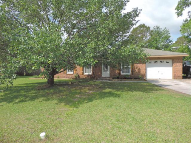 124 Smith Circle, Havelock, NC 28532 (MLS #100060605) :: Century 21 Sweyer & Associates