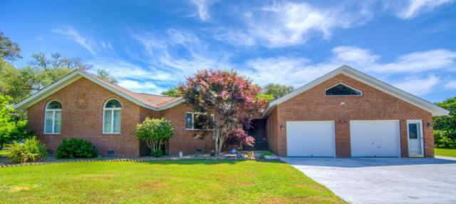 199 N Shore Drive, Beaufort, NC 28516 (MLS #100060783) :: Century 21 Sweyer & Associates