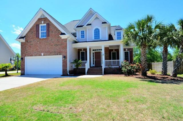 809 Wine Cellar Circle, Wilmington, NC 28411 (MLS #100060804) :: Century 21 Sweyer & Associates