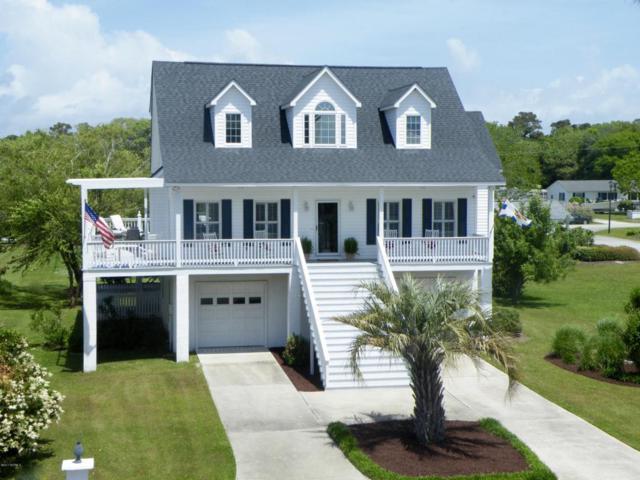 109 Taylors Creek Lane, Beaufort, NC 28516 (MLS #100060834) :: Century 21 Sweyer & Associates
