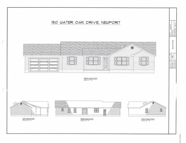 150 Water Oak Drive, Newport, NC 28570 (MLS #100060900) :: Century 21 Sweyer & Associates