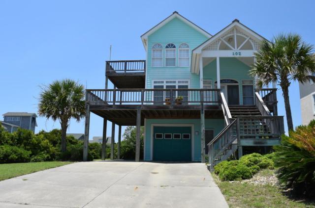 102 Sandridge Drive, Atlantic Beach, NC 28512 (MLS #100060943) :: Century 21 Sweyer & Associates