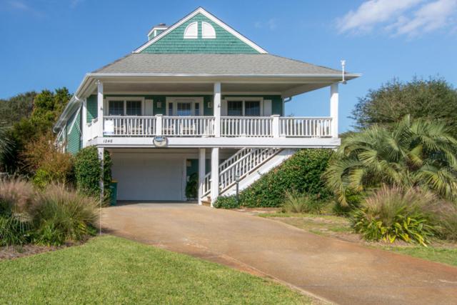 1246 Fort Fisher Boulevard S, Kure Beach, NC 28449 (MLS #100060998) :: Century 21 Sweyer & Associates