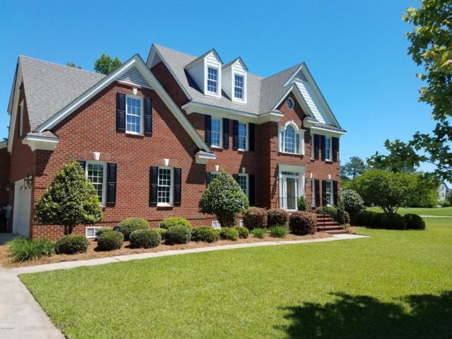 4608 Saint Georges Drive N, Wilson, NC 27896 (MLS #100061074) :: Century 21 Sweyer & Associates