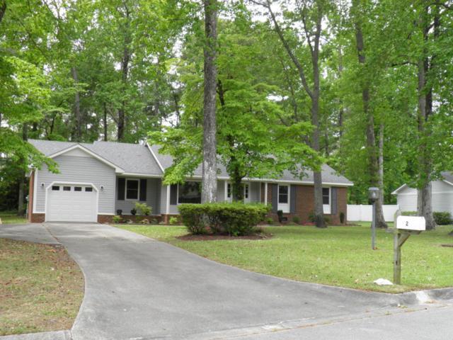 2 Wildwood Trail, Havelock, NC 28532 (MLS #100061242) :: Century 21 Sweyer & Associates