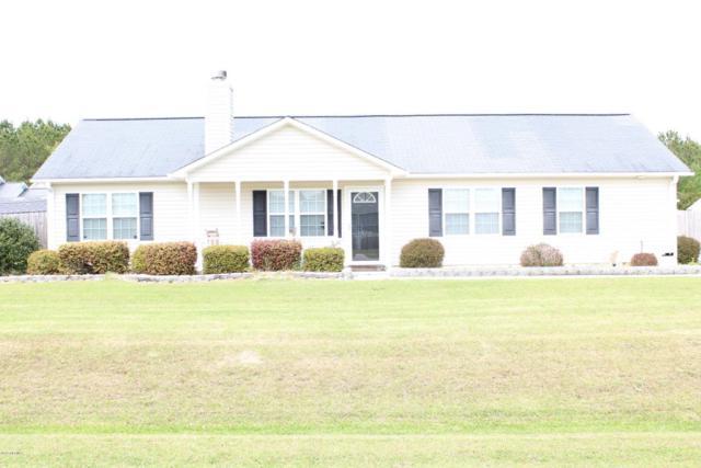 320 Top Knot Road, Hubert, NC 28539 (MLS #100061333) :: Century 21 Sweyer & Associates