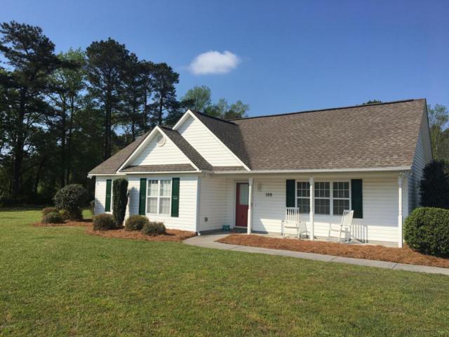 105 James T West Drive, Teachey, NC 28464 (MLS #100061473) :: Century 21 Sweyer & Associates