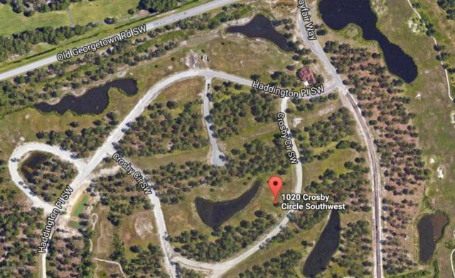 1020 Crosby Circle SW, Sunset Beach, NC 28468 (MLS #100061567) :: Century 21 Sweyer & Associates