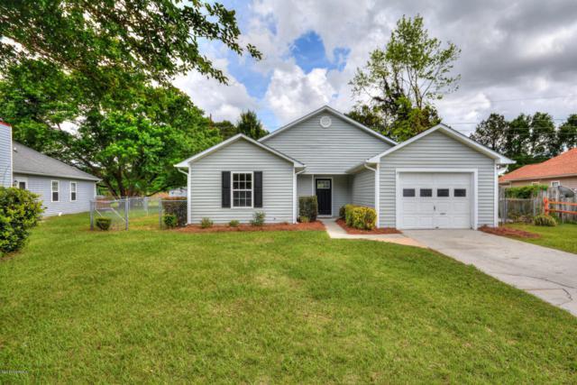 1154 Shroyer Circle, Jacksonville, NC 28540 (MLS #100061607) :: Century 21 Sweyer & Associates