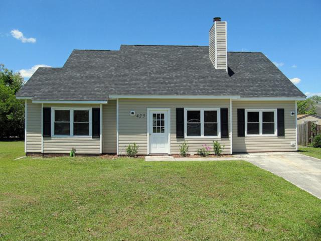 423 Red Fox Trail, Newport, NC 28570 (MLS #100061727) :: Century 21 Sweyer & Associates