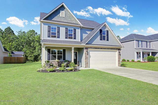 884 Heart Wood Loop Road NE, Leland, NC 28451 (MLS #100061752) :: Century 21 Sweyer & Associates