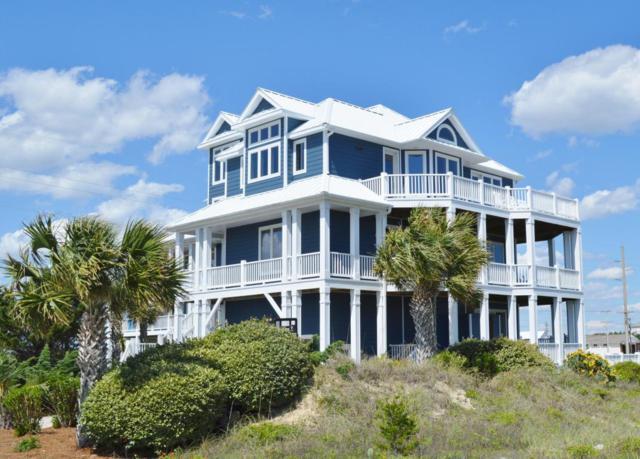 3011 Ocean Drive, Emerald Isle, NC 28594 (MLS #100061755) :: Century 21 Sweyer & Associates