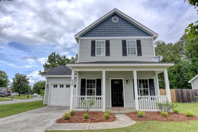 626 Shamrock Drive, Jacksonville, NC 28540 (MLS #100061841) :: Century 21 Sweyer & Associates