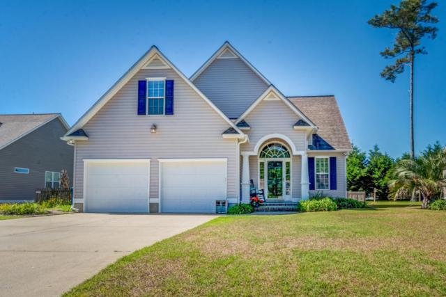 1809 Widgeon Drive, Morehead City, NC 28557 (MLS #100061895) :: Century 21 Sweyer & Associates