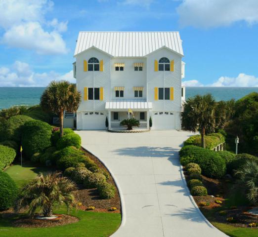 3903 Ocean Drive West, Emerald Isle, NC 28594 (MLS #100061972) :: Century 21 Sweyer & Associates