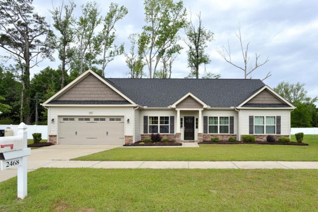2468 Kodiak Drive, Winterville, NC 28590 (MLS #100062281) :: Century 21 Sweyer & Associates