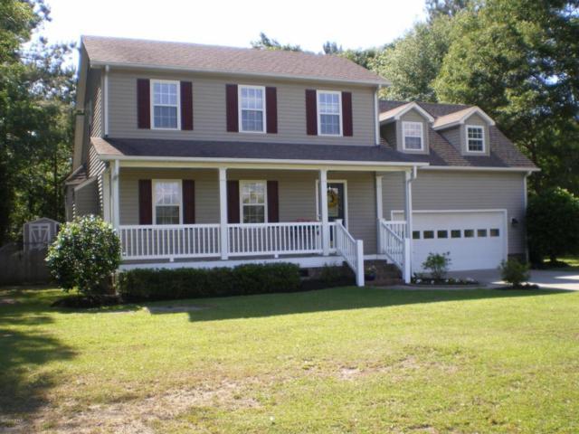 261 Goose Creek Road, New Bern, NC 28562 (MLS #100062299) :: Century 21 Sweyer & Associates