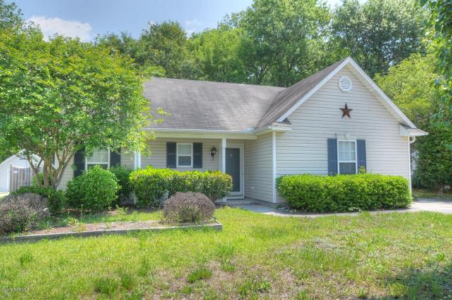 607 Bay Blossom Drive, Wilmington, NC 28411 (MLS #100062472) :: Century 21 Sweyer & Associates