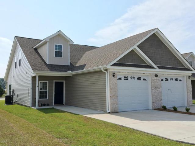 2220 Chavis Drive A, Greenville, NC 27858 (MLS #100062544) :: Century 21 Sweyer & Associates