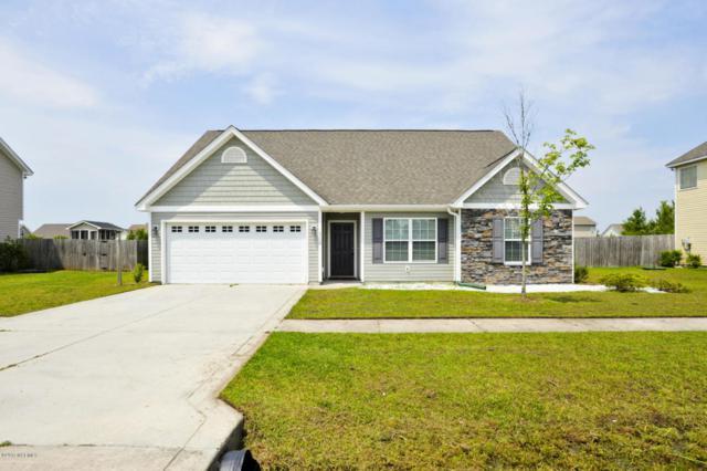 120 Turquoise Drive, Jacksonville, NC 28546 (MLS #100062551) :: Century 21 Sweyer & Associates