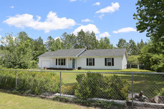 157 Liberty Park Road, Jacksonville, NC 28540 (MLS #100062645) :: Century 21 Sweyer & Associates