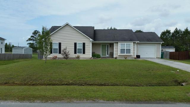 101 Ryan Glenn Drive, Swansboro, NC 28584 (MLS #100062654) :: Century 21 Sweyer & Associates