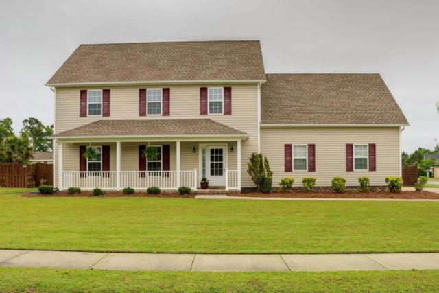 120 Cormorant Drive, Swansboro, NC 28584 (MLS #100062789) :: Century 21 Sweyer & Associates