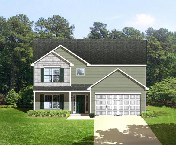 206 Landover Drive, Richlands, NC 28574 (MLS #100062889) :: The Oceanaire Realty