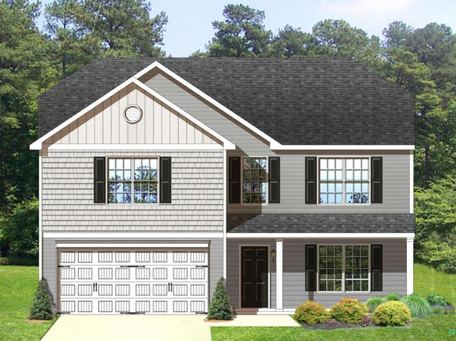 207 Groveshire Place, Richlands, NC 28574 (MLS #100062936) :: Harrison Dorn Realty