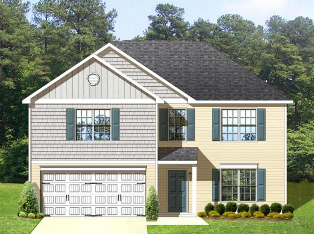 207 Landover Drive, Richlands, NC 28574 (MLS #100062947) :: Harrison Dorn Realty