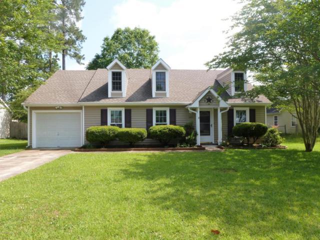 205 E Cameron Court, Jacksonville, NC 28546 (MLS #100062982) :: Century 21 Sweyer & Associates