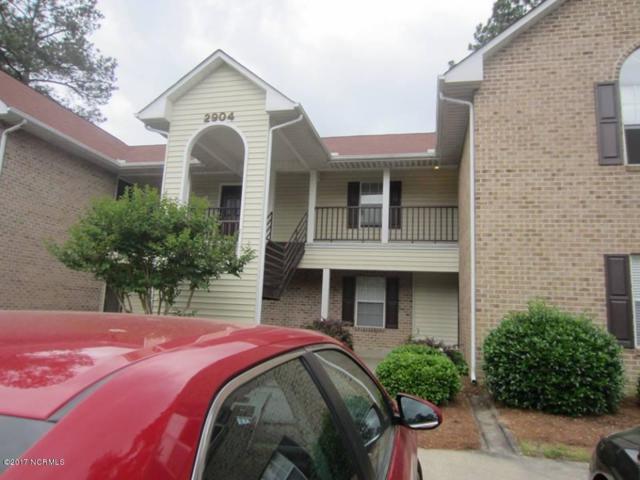 2904 Mulberry Lane C, Greenville, NC 27858 (MLS #100063080) :: Century 21 Sweyer & Associates