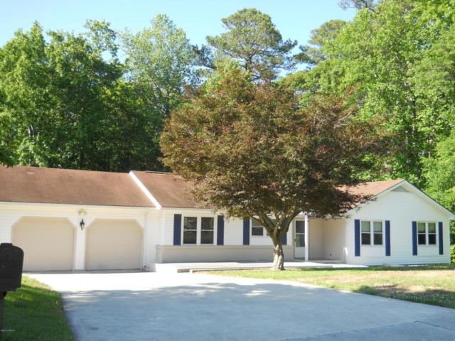 22 Running Branch Drive, Havelock, NC 28532 (MLS #100063097) :: Century 21 Sweyer & Associates