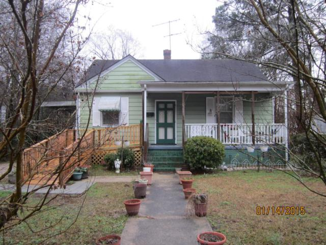 1115 Churchill Avenue SW, Wilson, NC 27893 (MLS #100063132) :: Century 21 Sweyer & Associates