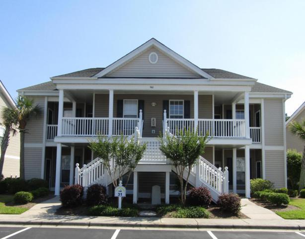 960 Great Egret Circle 31 D, Sunset Beach, NC 28468 (MLS #100063181) :: Century 21 Sweyer & Associates