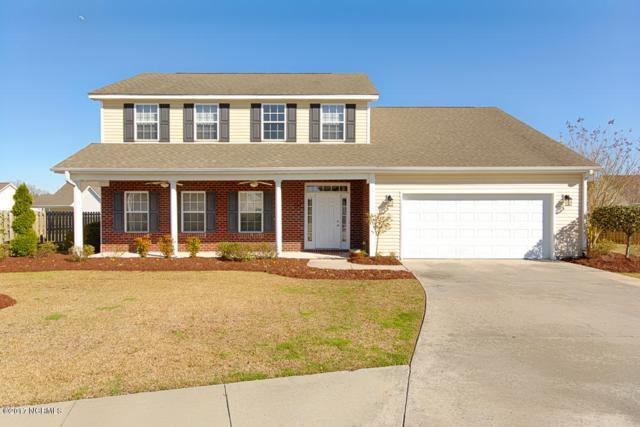 507 Pearl Valley Court, Jacksonville, NC 28546 (MLS #100063209) :: Century 21 Sweyer & Associates