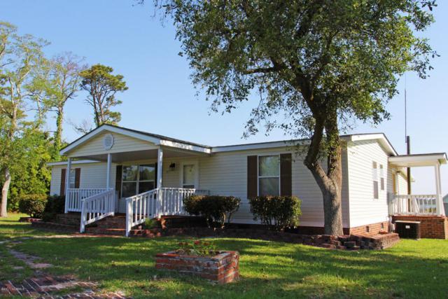 671 Bayview Drive, Harkers Island, NC 28531 (MLS #100063233) :: Century 21 Sweyer & Associates