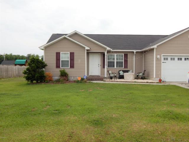 214 Wingspread Lane, Beulaville, NC 28518 (MLS #100063288) :: Century 21 Sweyer & Associates