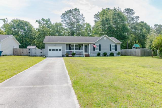 243 S Creek Drive, Jacksonville, NC 28540 (MLS #100063404) :: Century 21 Sweyer & Associates
