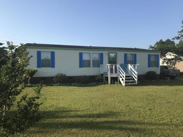 125 Hidden Creek Drive, Swansboro, NC 28584 (MLS #100063439) :: Century 21 Sweyer & Associates