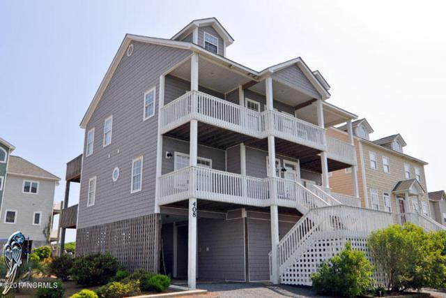 408 Hampton Colony Circle, North Topsail Beach, NC 28460 (MLS #100063450) :: Century 21 Sweyer & Associates