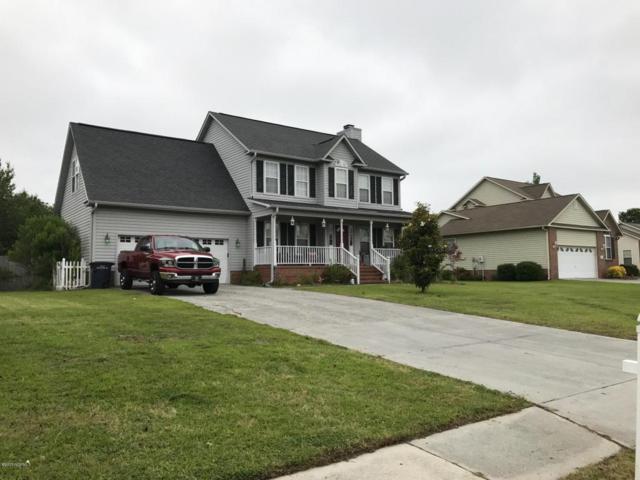 110 Hudson Lane, Jacksonville, NC 28540 (MLS #100063463) :: Century 21 Sweyer & Associates