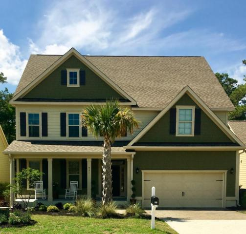921 Tidalwalk Drive, Wilmington, NC 28409 (MLS #100063653) :: David Cummings Real Estate Team