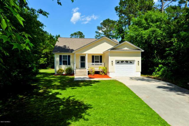 118 Pine Needle Drive, Hubert, NC 28539 (MLS #100063671) :: Century 21 Sweyer & Associates