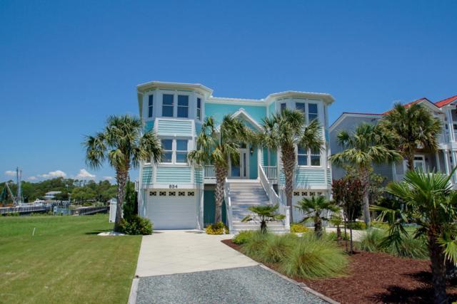 854 Heron Landing Wynd, Holden Beach, NC 28462 (MLS #100063796) :: Century 21 Sweyer & Associates
