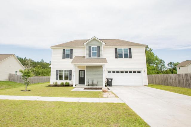 319 Topaz Drive, Jacksonville, NC 28546 (MLS #100063885) :: Century 21 Sweyer & Associates