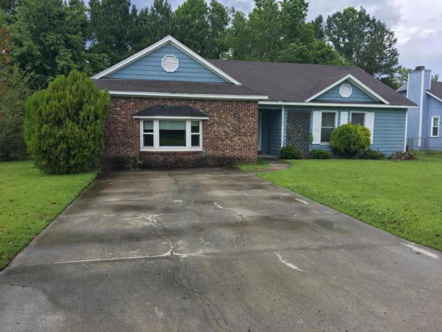 2660 Idlebrook Circle, Midway Park, NC 28544 (MLS #100064091) :: Terri Alphin Smith & Co.