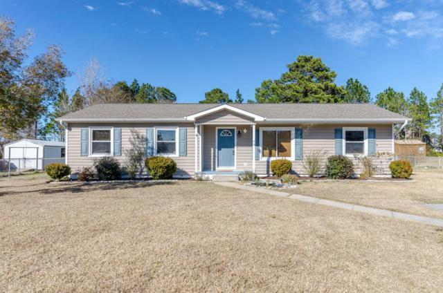 73 Sanders Drive, Hubert, NC 28539 (MLS #100064450) :: Century 21 Sweyer & Associates