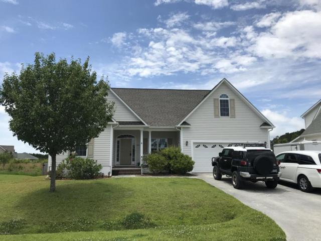 104 Anglers Way, Beaufort, NC 28516 (MLS #100064486) :: Century 21 Sweyer & Associates